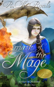 MAGE MEDALLION COVER FOR AMAZON